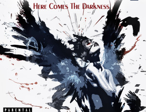 Here Comes The Darkness Artwork revealed!