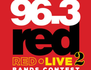 RED FM 96,3 – RED LIVE BANDS 2017 CONTEST!